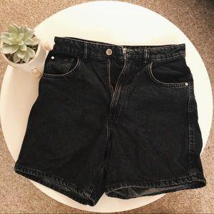 Authentic Denim Shorts from Zara
